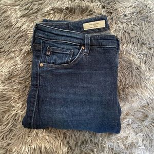 Adriano goldschmied jeans blue color size 32R
